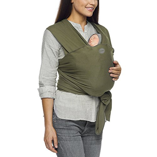 Moby Wrap Evolution, Olive Review