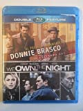 Donnie Brasco Extended Cut/We Own The Night (Blu-Ray)