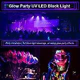 UV LED Black Light, 80W LED UV Blacklight for