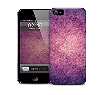Vintage Dc Iphone Violet Fond D Ecran 5 5s Etui De