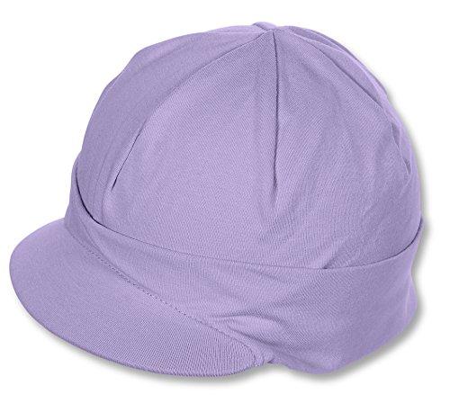 Sterntaler bonnet à visière de cOLOUR pURE taille 55 (lilas)