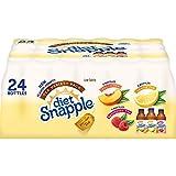 Diet Snapple Ice Tea Variety Pack, 24 pk./20 fl. oz. - 2 PACKS