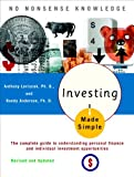 Investing Made Simple: Revised and Updated Pdf