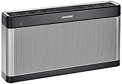 Bose SoundLink Bluetooth Speaker III by Bose