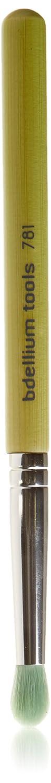Bdellium Tools Professional Makeup Brush Green Bambu Series Crease 781, 1 Count BD-BAMBU-781