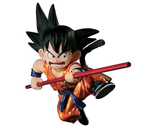 Banpresto Boys Dragon Ball Sculptures Son Goku Figure - Special Color Ver. - Son Goku Action Figure