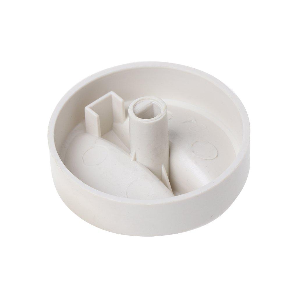 2 pomelli universali per microonde per Media//LG//Haier//Panasonic//Samsung Cuigu con timer rotante in plastica