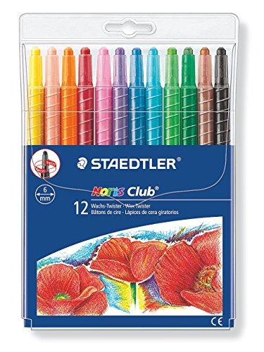 Staedtler Crayons (Pack of 12) (Staedtler Crayons)