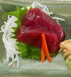 Fresh wild sashimi grade yellowfin ahi tuna for Best sashimi fish