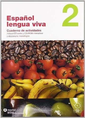 Book Espanol Lengua Viva: Cuaderno De Actividades + Cdr 2 by Immaculada Borrego (2007-02-12)