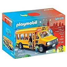 Playmobil School Bus Playset