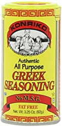 Konriko Greek Seasoning, 2.5-ounce (Pack Of 6)