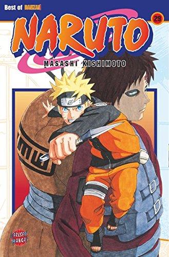 Naruto, Band 29