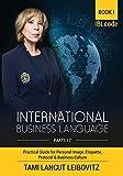 International Business Language: Book 1