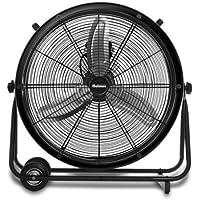 Holmes 24 Drum Fan, HUF2406A-BM-SHP