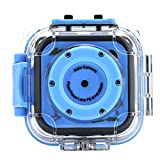 Children's Digital Camera Waterproof Camera for Kid's,with 1.77-inch HD Screen,20 Meters Waterproof, Full