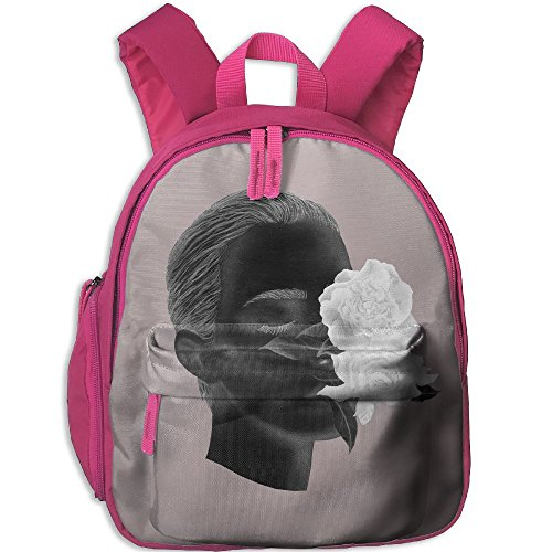 Chloris Hot Sale Child Shoulder School Bag School Backpack Satchel For Teens Boys Girls Students Pink