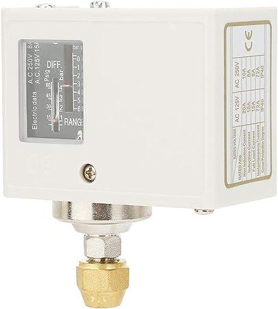 SPC-106E 24-380V presostato de compresor, Interruptor de presión ...