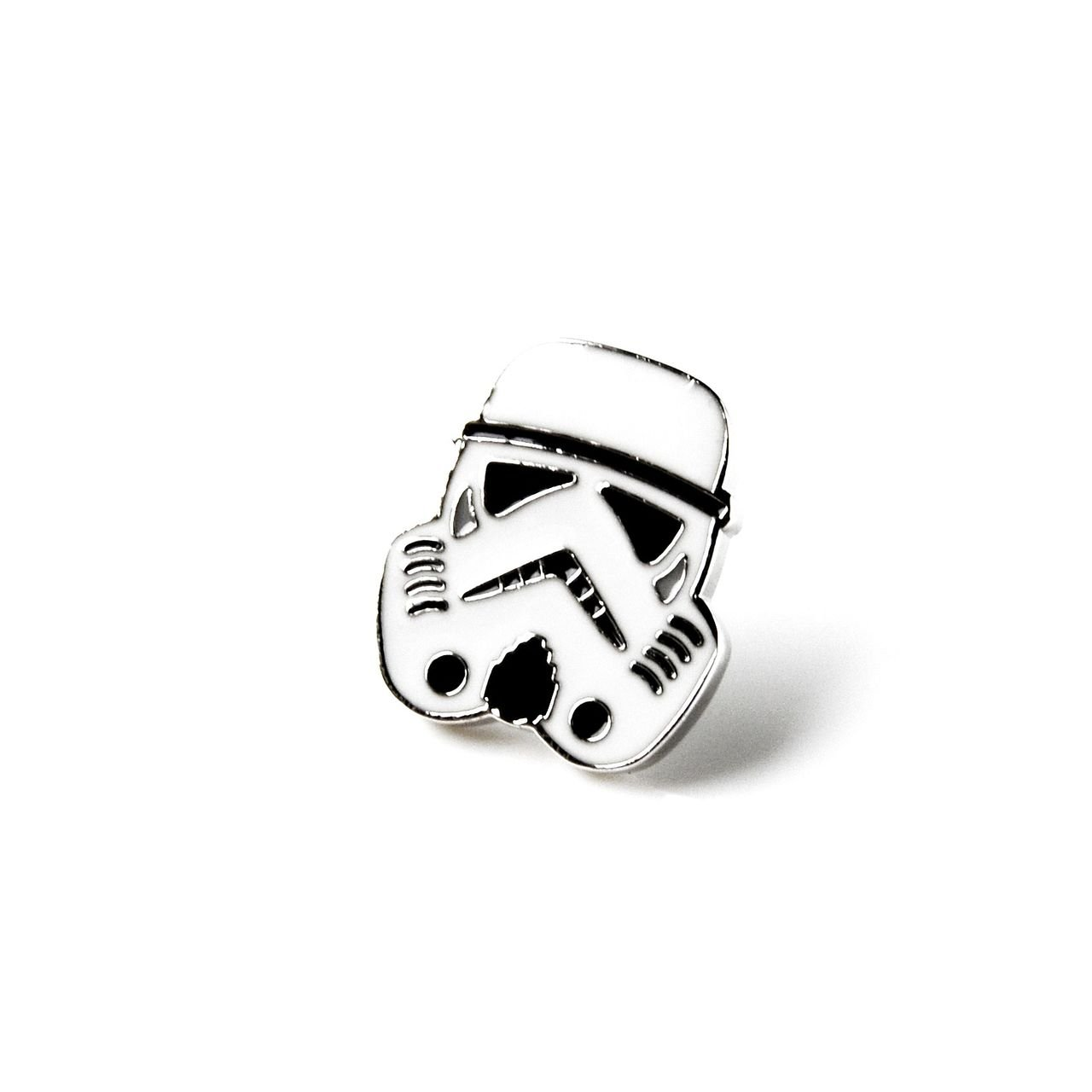 Quality Handcrafts Guaranteed Stormtrooper Lapel Pin
