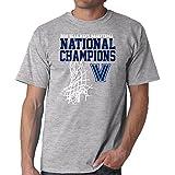 J2 Sport 2018 NCAA Villanova Basketball Championships T-shirts and Hooded Sweatshirt