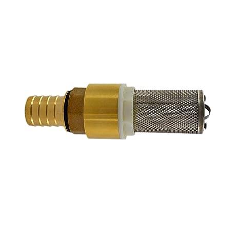 Beliebt Bevorzugt Fussventiel mit Filter u. Rückschlagventil f. Hauswasserwerk #QD_55