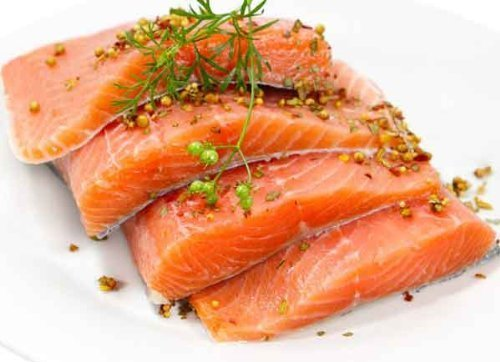 2 lbs. Fresh Salmon Fillets by Charleston Seafood by Charleston Seafood