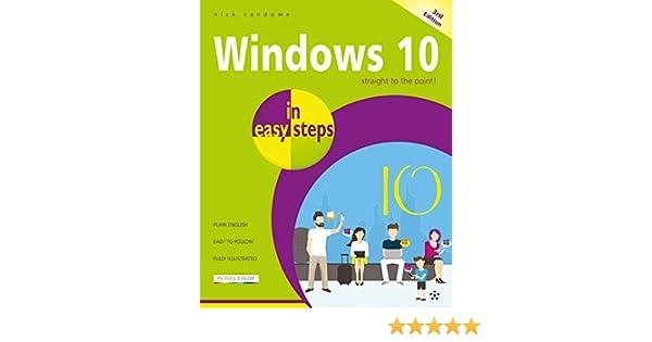 windows 10 update steps