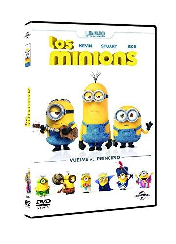 Los-Minions-DVD
