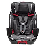 Best Toddler Car Seats - Evenflo Evolve 3-in-1 Combination Seat, Mercury, Black, One Review