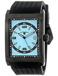 Swiss Legend Men's 40012-BB-012 Limousine Analog Display Swiss Quartz Black Watch