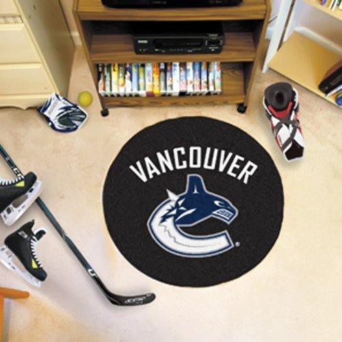 Coir Nhl Door Mat - NHL - Vancouver Canucks Puck Mat