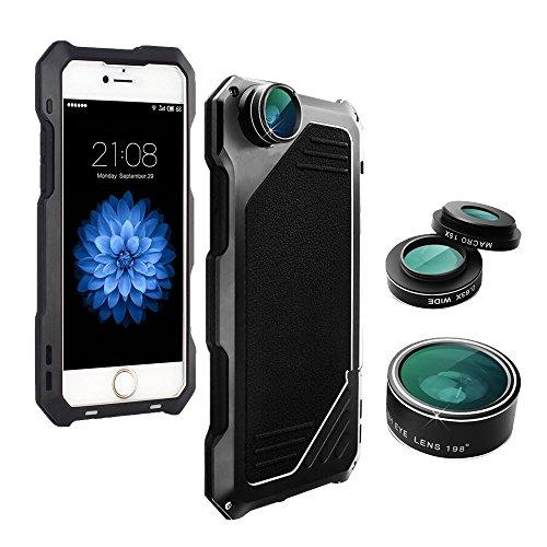coque objectif smartphone iphone 6