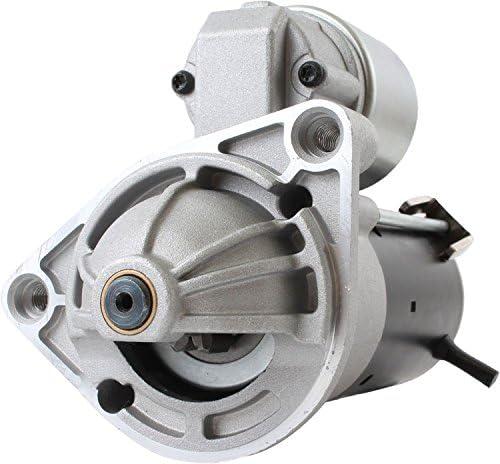 DB Electrical SVA0011 Starter for Motor John Deere Gator UTV XUV 590i 825i Kawasaki KAF820 Mule Pro-FXT MIA11732 21163-0751 495858 49-5858 D6GC201