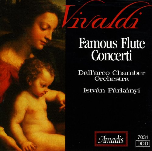 Vivaldi: Famous Flute Concertos