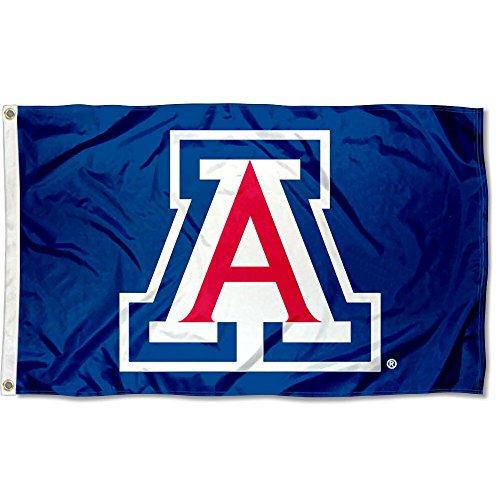 University of Arizona Wildcats Blue Flag Large 3x5 -