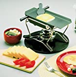Paderno World Cuisine 4 1/2 Inch X 10 1/2 Inch Portable Raclette Set