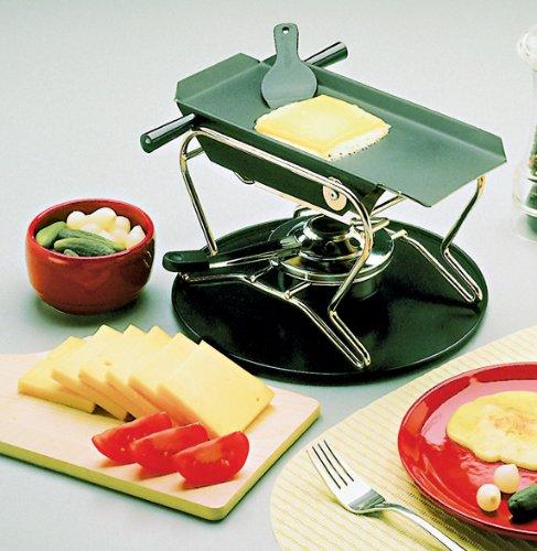 Paderno World Cuisine 4 1/2 Inch X 10 1/2 Inch Portable Raclette Set by Paderno World Cuisine