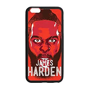 DIY NBA Houston Rockets James Harden Custom case cover for iPhone 6 Plus 5.5""""