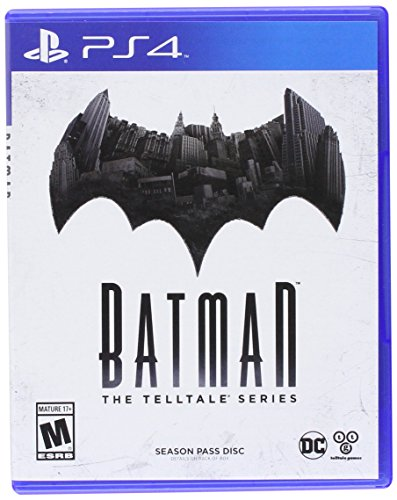 Batman: The Telltale Series - PlayStation - What Is Dc Ship To