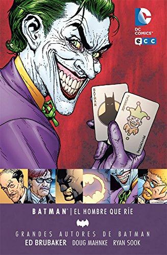 Descargar Libro Grandes Autores Batman: El Hombre Que Rie - Ed Brubaker Doug Mahnke, Ryan Sook Ed Brubaker