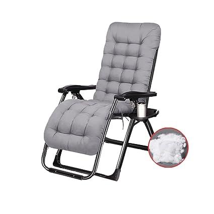Amazon.com: CGF-Lounge Sillas plegables reclinables de ocio ...
