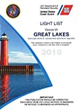 img - for USCG Light List VII 2017: Great Lakes Great Lakes and the St. Lawrence River above the St. Regis River book / textbook / text book