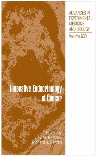 Download Innovative Endocrinology of Cancer (Advances in Experimental Medicine and Biology) PDF