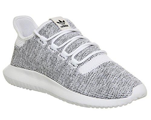 Shadow Adidas Zapatillas Blanco Negro Hombre Para Tubular awp54qwS