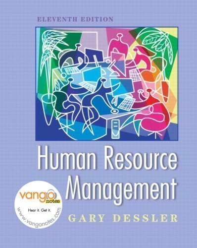 Human Resource Management 11TH / ELEVENTH EDITION (HARDCOVER)
