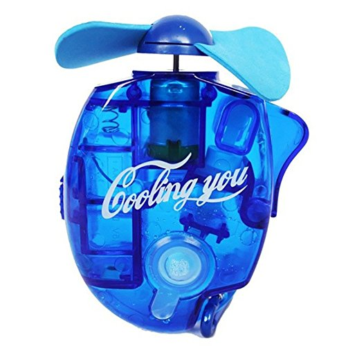 S'beauty Portable Mini Fan Water Spray