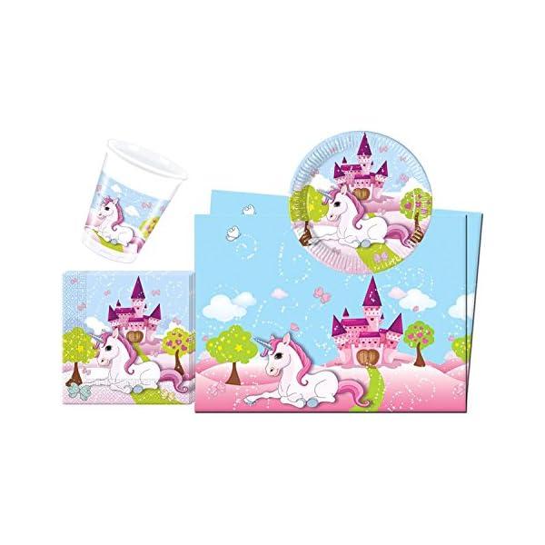 Procos 10115983 - Set unicornio - S