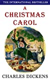 Image of A Christmas Carol (Illustrated): with free audiobook download