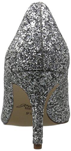 for nice cheap online clearance supply Badgley Mischka Jewel Women's Lyla Pump Silver sale cheap online H49FBEHJ
