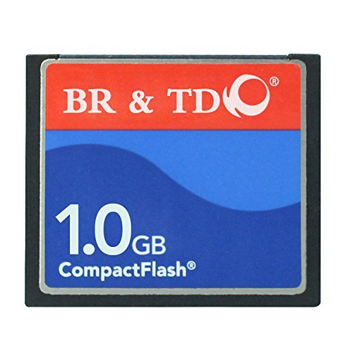 Compact Flash Memory Card 1GB use for Camera BR & TD Top Brand